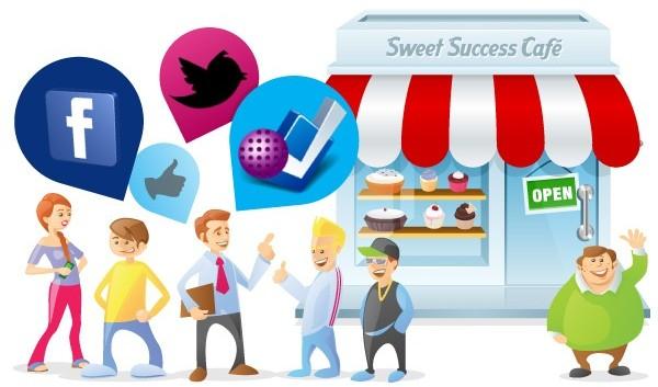 Mi empresa en las Redes Sociales